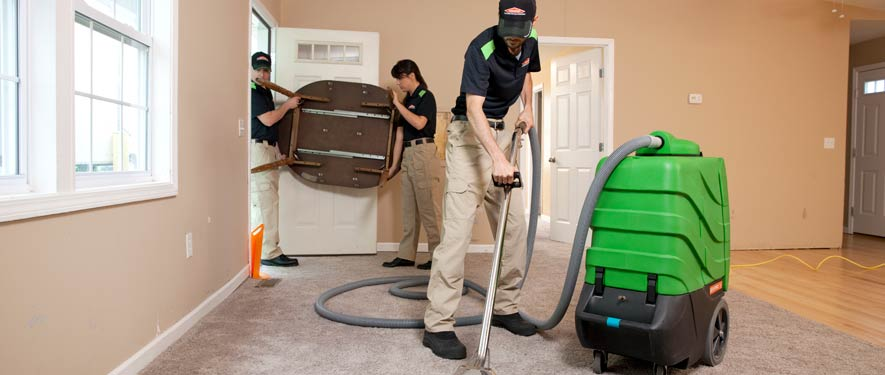 Traverse City, MI residential restoration cleaning
